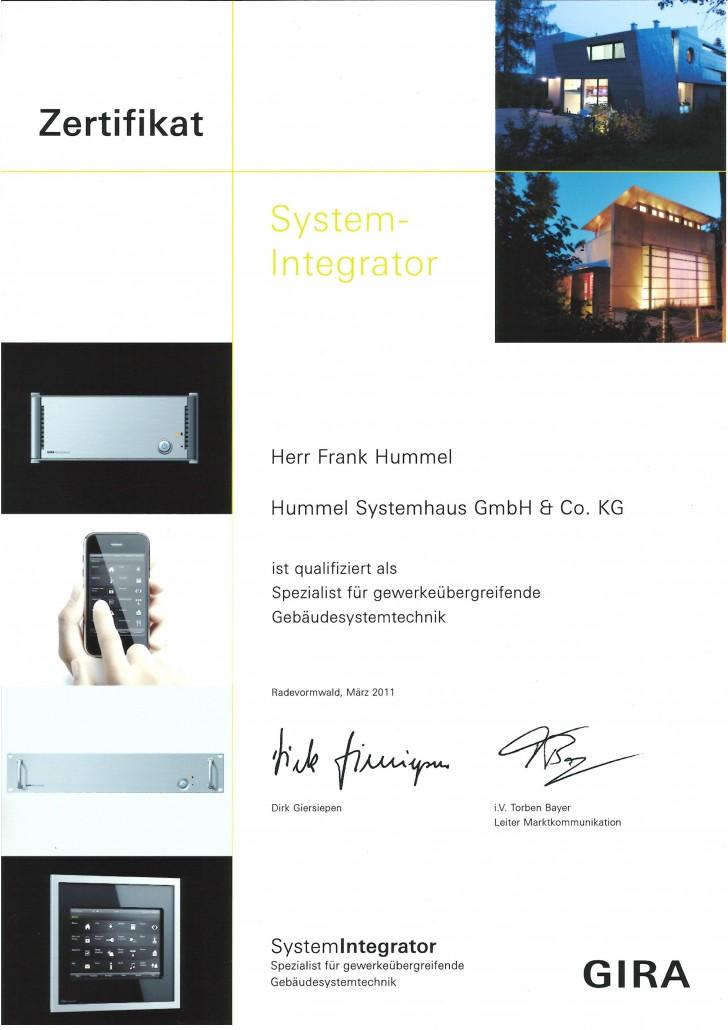 HUMMEL_Systemintegrator_Gira